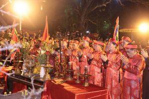 Làm tốt công tác chuẩn bị lễ hội đền Trần