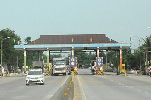 Tạm dừng thu phí trạm BOT Cầu Rác từ ngày 21-2