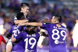 Shandong Luneng 0-1 CLB Hà Nội: Văn Quyết ghi bàn đẳng cấp