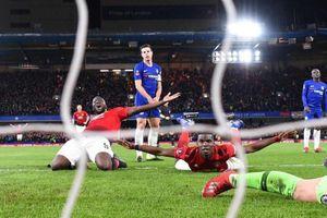 MU nhấn chìm Chelsea ở FA Cup
