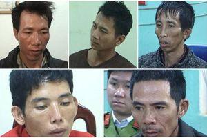 Toàn cảnh phá án vụ 5 kẻ sát hại nữ sinh giao gà