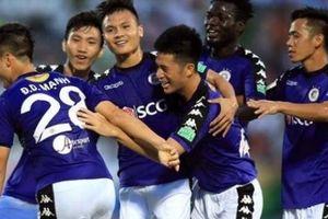Hà Nội FC vượt trội thế nào trước Shandong Luneng trong hiệp 1?