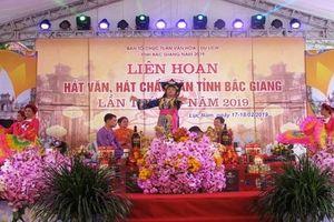 Hơn 200 nghệ nhân tham gia Liên hoan hát Chầu văn