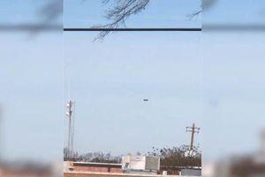 UFO được nhìn thấy ở Texas (Mỹ)?