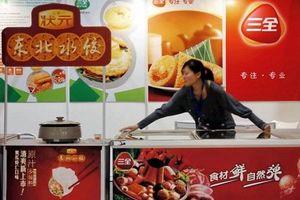 Trung Quốc: Công ty sản xuất há cảo đông lạnh từ thịt lợn nhiễm bệnh tả