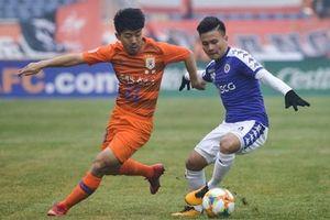 Dẫn trước nhưng để thua ngược 1-4, Hà Nội FC rời cúp C1 châu Á