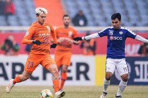 Shandong Luneng ngược dòng đánh bại Hà Nội FC giành vé dự AFC Champions League 2019