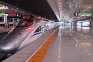 Trung Quốc sắp có ga tàu phủ sóng 5G đầu tiên trên thế giới