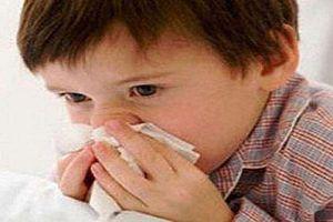 1600 bệnh nhi Hải Phòng mắc cúm mùa đầu năm 2019