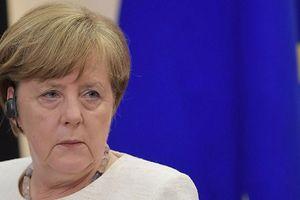 Bà Merkel lo lắng vì lập trường của Hoa Kỳ về 'Dòng chảy phương bắc - 2'