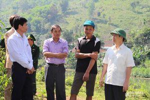 Tăng cường khối đoàn kết, xây dựng khu vực biên giới vững mạnh