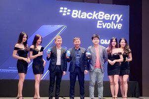 BlackBerry Evolve ra mắt tại Việt Nam: bảo mật cao, pin 4000 mAh, giá 8 triệu đồng
