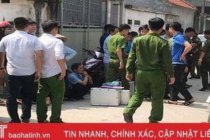 Nghi án chồng giết vợ giữa ngày rằm ở Hà Tĩnh