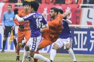 Thua ngược đội bóng Trung Quốc, Hà Nội FC chia tay AFC Champions League
