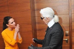 Làng thời trang thế giới tiếc thương Karl Lagerfeld