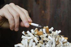 Hút thuốc lá làm giảm hiệu quả điều trị ung thư