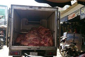 Sản phẩm thịt có mối nguy cơ ô nhiễm vi sinh cao