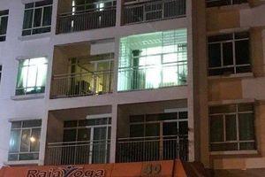 Tạm giữ nữ tiếp thị bia đâm nam thanh niên tử vong tại chung cư