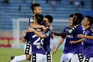 Hà Nội FC suýt tạo nên cơn địa chấn trên đất Trung Quốc