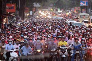 Từ năm 2030, TP.HCM có thể cấm xe máy vào trung tâm