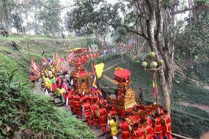 Lào Cai: Khai mạc Lễ hội Đền Thượng Xuân Kỷ hợi 2019