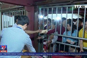 Khai ấn đền Trần Nam Định Xuân Kỷ hợi 2019