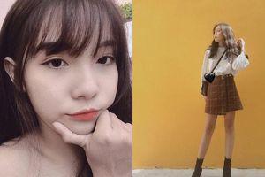 Chân dung bạn gái xinh đẹp của tiền đạo U22 Việt Nam