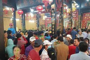 Nhiều điểm mới lạ tại lễ hội Thiên Hậu Thánh Mẫu chùa Bà ở Bình Dương