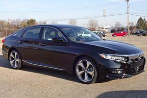 Honda Accord bị triệu hồi do lỗi bơm nhiên liệu