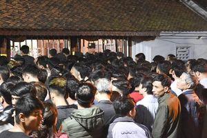 Khai hội đền Trần Nam Định