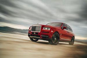 Hãng xe sang Rolls-Royce đang quá tải vì đơn đặt hàng của mẫu xe này