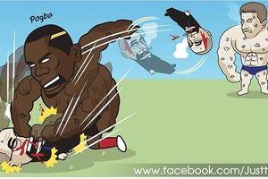 Biếm họa 24h: MU thắng Chelsea dễ như ăn kẹo, Maurizio Sarri lâm nguy