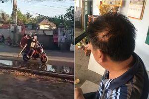Giám đốc doanh nghiệp ở Sài Gòn bị 'giang hồ' truy sát