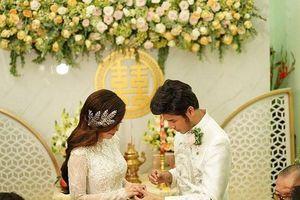 Dàn sao Việt lộng lẫy tham dự đám cưới cặp đôi diễn viên phim 'Gạo nếp gạo tẻ'