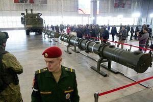 Tình báo Mỹ: Nga trưng 'tên lửa giả' trong họp báo