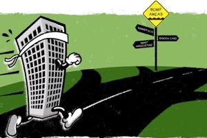 Hết thời 'con cưng', đại gia bất động sản đua nhau làm công nghệ