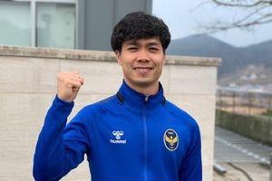 Dân mạng Hàn khen ngợi Công Phượng khi ghi bàn cho Incheon United