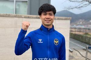 Công Phượng ra mắt ấn tượng tại Incheon United