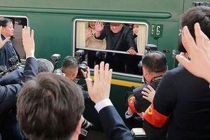 Chủ tịch Kim Jong-un có thể tới Việt Nam bằng tàu hỏa