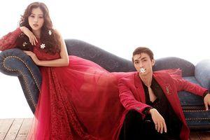 Á hậu Phương Nga lên tiếng về việc đi chụp ảnh cưới với Bình An