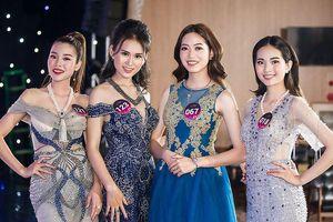 Dàn Người đẹp Kinh Bắc 2019 lộng lẫy với váy dạ hội trước giờ G
