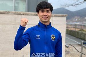 Công Phượng: 'Tôi muốn học tập Son Heung-min để thành công'