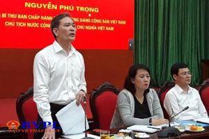 Thực hư Chủ tịch UBND TP. Hà Nội dùng hồ sơ giả trong Kết luận Thanh tra
