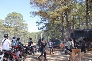 Lập tour 'chui', thu tiền trái phép điểm du lịch 'Cây thông cô đơn'