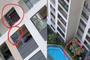 Cô gái thờ búp bê Kuma Thong chết thảm vì rơi xuống chung cư
