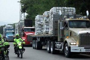 Các nước châu Âu viện trợ Venezuela 18 triệu USD và 70 tấn hàng hóa