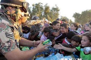 Thổ Nhĩ Kỳ không thể tự đối phó với làn sóng mới người tị nạn Syria