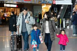 Dân Hàn Quốc chi gần 32 tỷ USD cho du lịch ra nước ngoài trong 2018