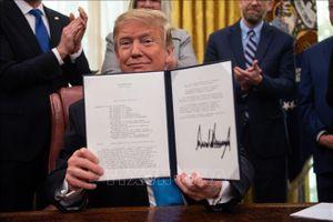 Tổng thống Mỹ kí sắc lệnh hướng đến thành lập Lực lượng Vũ trụ