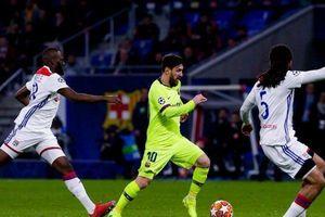 Barcelona - Lyon và những điều đáng lưu tâm